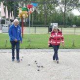 Jeu de boule in Wierden