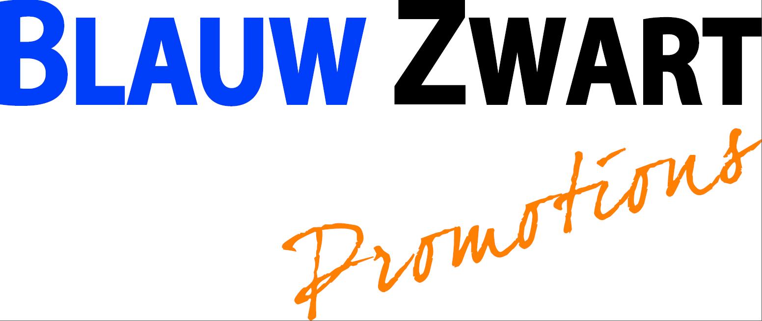 Blauw Zwart Promotions